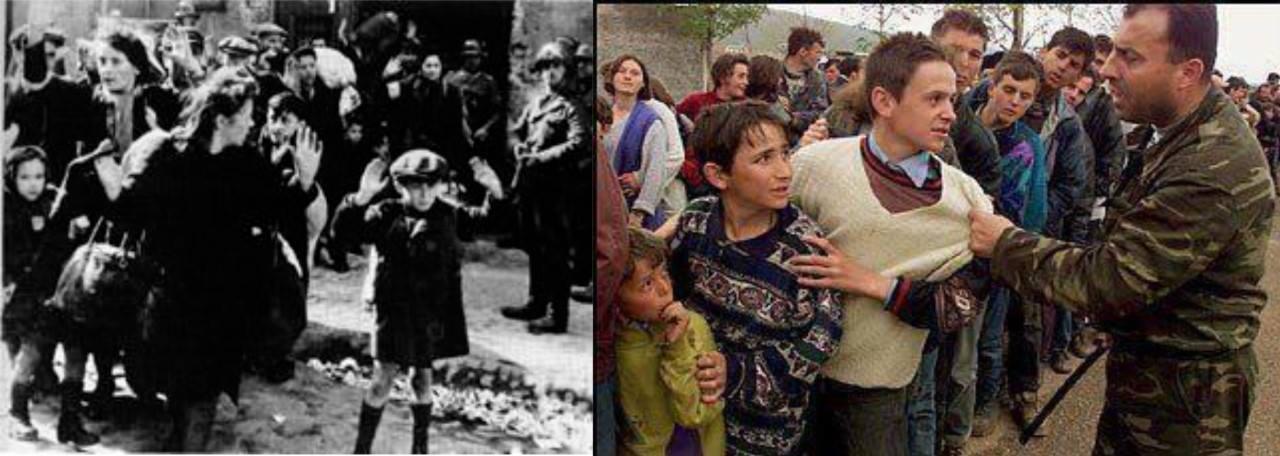 Përkujtimi i Kampit të Aushvicit dhe gjenocidi në Kosovë