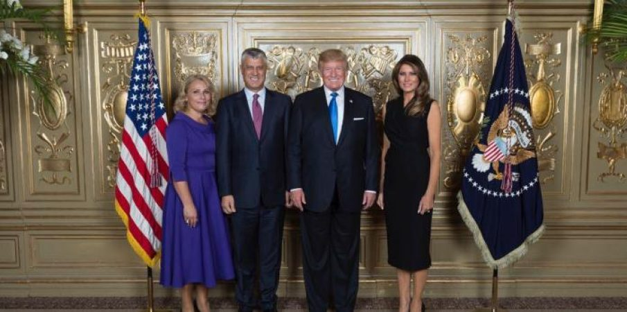Thaçi i përgjigjet letrës së Trump: Gati të bëj kompromise me Serbinë!