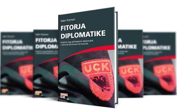 """""""Fitorja diplomatike"""", një libër dritëhedhës mbi diplomacinë e UÇK-së"""