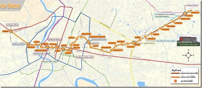 Bangkok-metro-orange-line