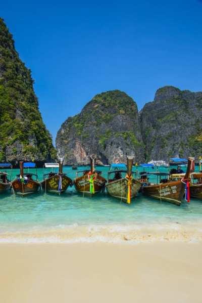 Maya Bay Phi Phi Islands, Thailand - Photo of the Day ...