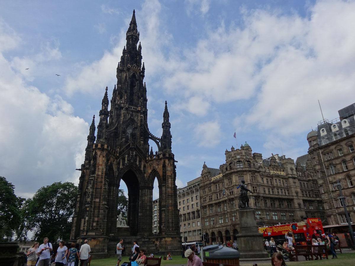 New Town Edinburgh Scotland Rtwsarah