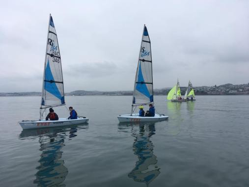 RS Quba with 7.1 Pro sails