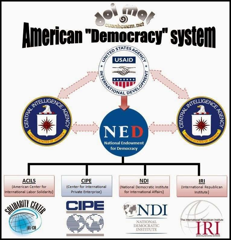 Informacinio karo nusikaltėliai