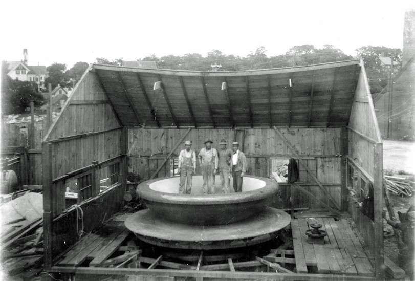 Царь-ванна – шедевр каменного мастерства прошлого. Потерянные технологии