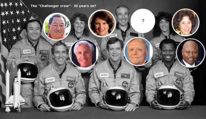 Погибшие астронавты взорвавшегося в 1986 году «Челленджера» до сих пор живы