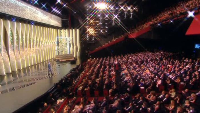 Во французской деревне Канны на «Лазурном берегу» открылся 69-й кинофестиваль