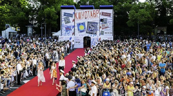 В Сочи открывается фестиваль «Кинотавр»