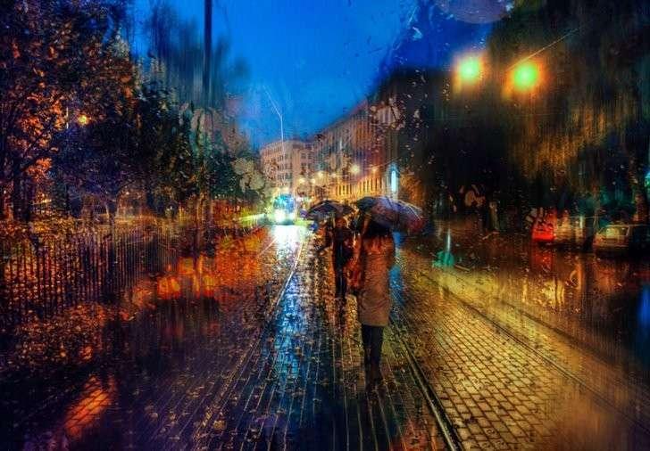 Уличный фотограф из России потряс своими фото весь мир!