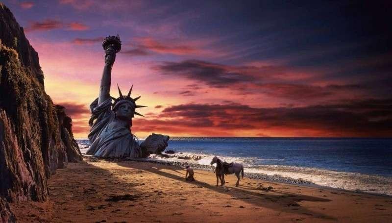 Юмор из жизни: пора валить из СШАшки