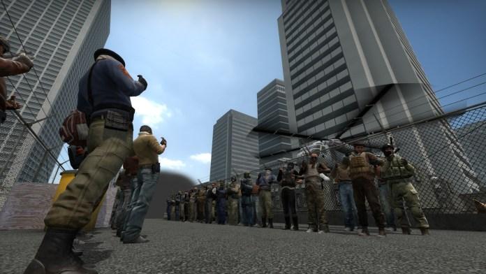 Скачать карту FPS Benchmark для CS:GO
