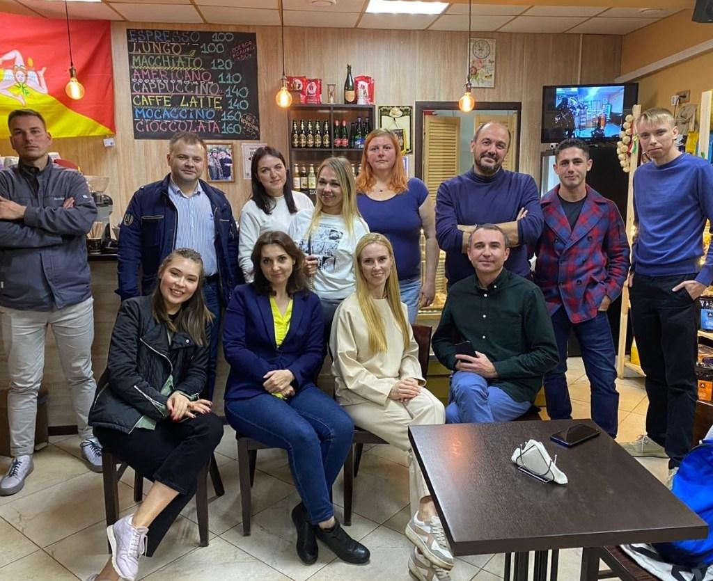 Итальянский разговорный клуб в Москве