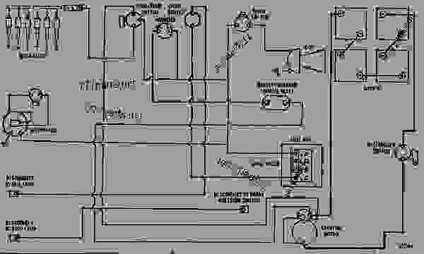 Champion Motor Grader Starter Wiring Diagram Motor Control