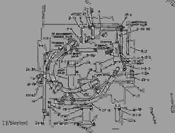 3G5011 LINES GROUP-HYDROSTATIC PWR CASE HYDROSTATIC POWER