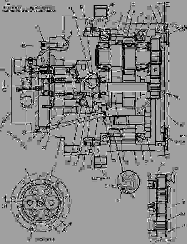 Caterpillar Cab To Engine Wiring Diagram Html