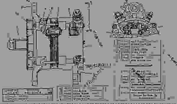 Komatsu 24 Volt Alternator Charging System