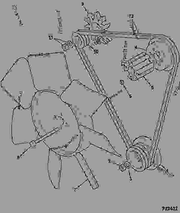 Parts For Bobcat 610 Within Bobcat Parts Diagrams