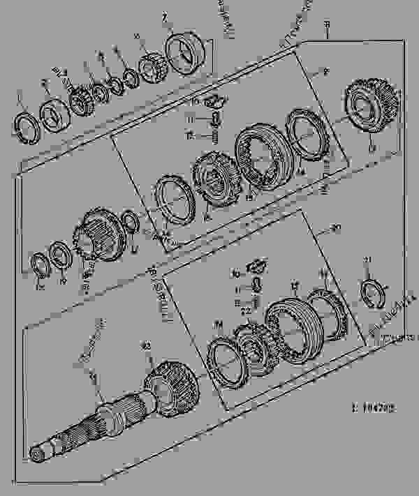 John Deere X485 Wiring Diagram John Deere Gt245 Wiring