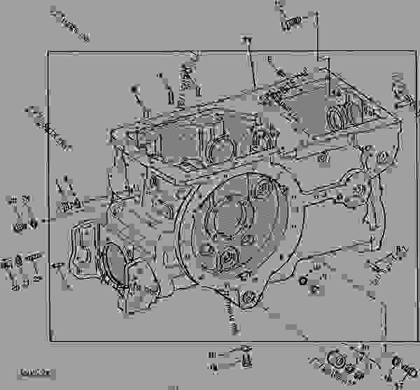 TRANSMISSION CASE (QUAD-RANGE AND SYNCRO-RANGE) [04C10
