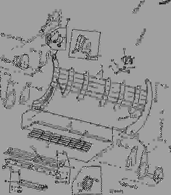 John Deere 9400 Wiring Diagram John Deere 5420 Wiring
