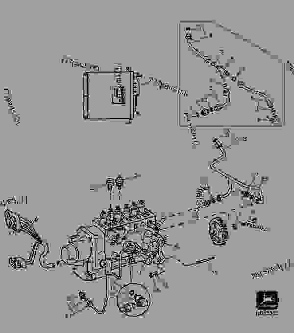 9600 John Deere Wiring Diagram John Deere 8960 Wiring
