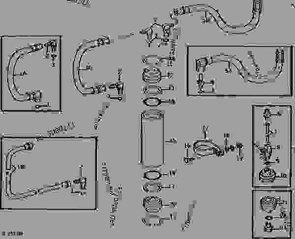 HYDRAULIC OIL ATTENUATOR (SOUND-GARD BODY) (TRACTOR SERIAL