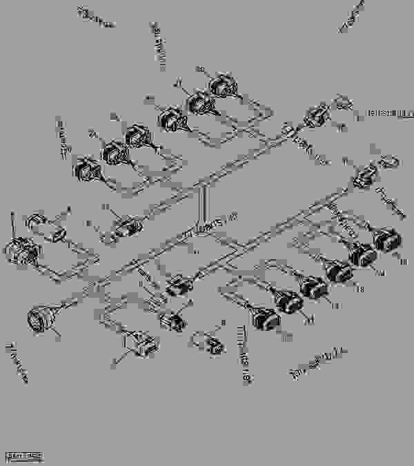 Wiring Diagram John Deere 1770nt Planter John Deere Row