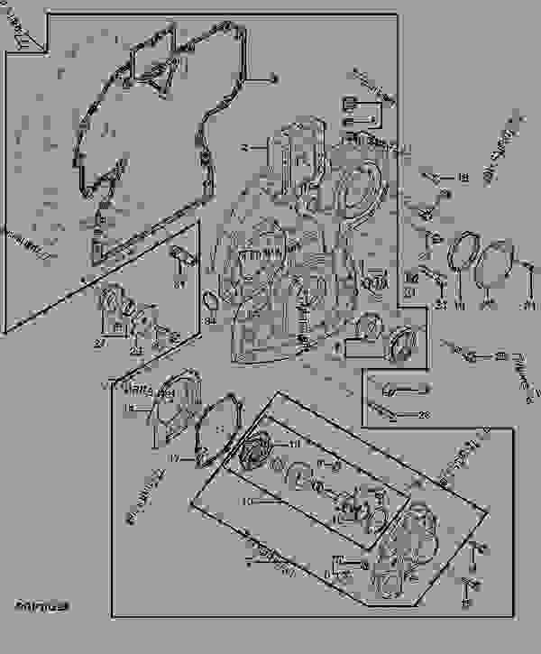 John Deere 850 Solenoid Wiring Diagram John Deere Gator