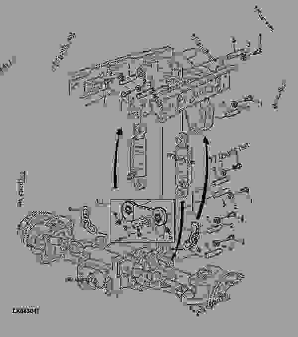 John Deere 5205 Wiring Diagram John Deere 5520N Wiring