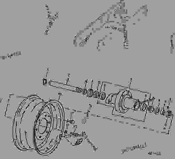 John Deere 7000 Planter Wiring Harness : 38 Wiring Diagram