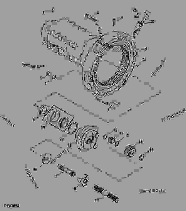 John Deere 850 Tractor Wiring Diagram John Deere 850