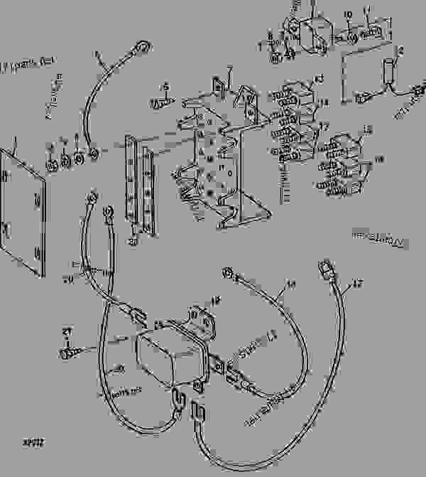 Jd 4430 Wiring Diagram. john deere 4430 4630 tractors