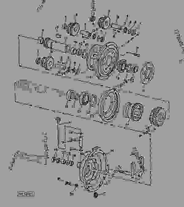 9600 John Deere Diagram John Deere 630 Tractor ~ Elsavadorla
