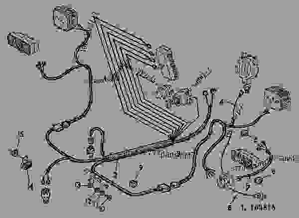 John Deere 4010 24 Volt Wiring Diagram John Deere 3010