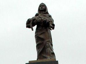 Мемориал в Баку, установленный в память о жертвах Ходжалинской резни