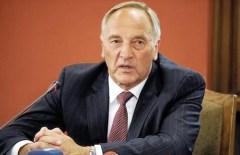 Андрис Берзиньш, президент Латвии