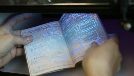 паспорт, passport