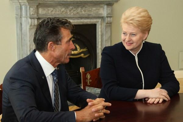 Учения НАТО укрепляют безопасность Литвы