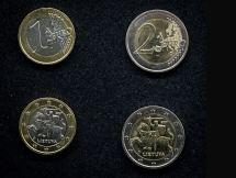 Так выглядят литовские монеты евро