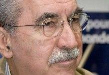 Известный итальянский политолог, публицист, общественный деятель, экс-депутат Европарламента Джульетто Кьеза