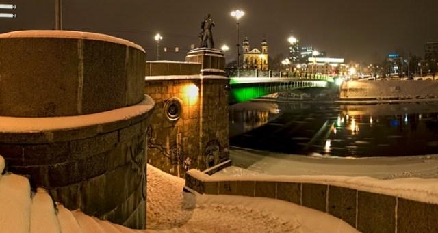 Вильнюсский Зелёный мост