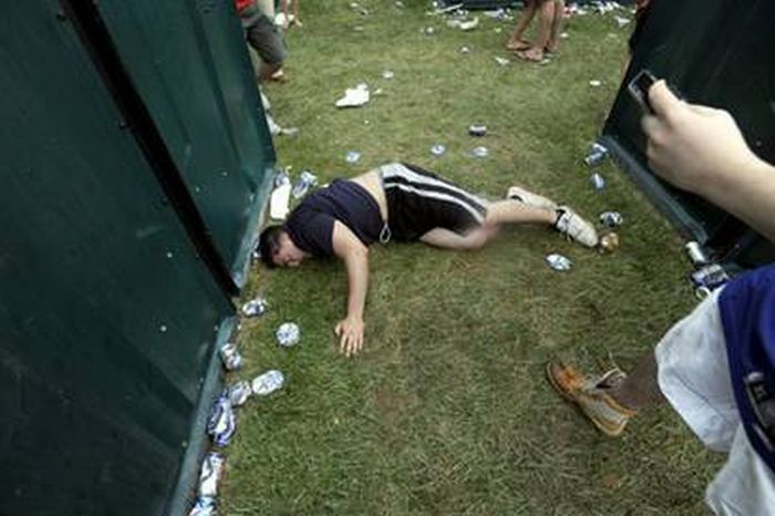 Пьяные курьезы (64 фото)