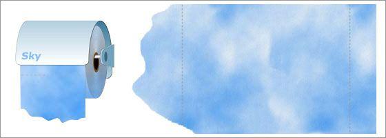Для любителей фотошопного неба