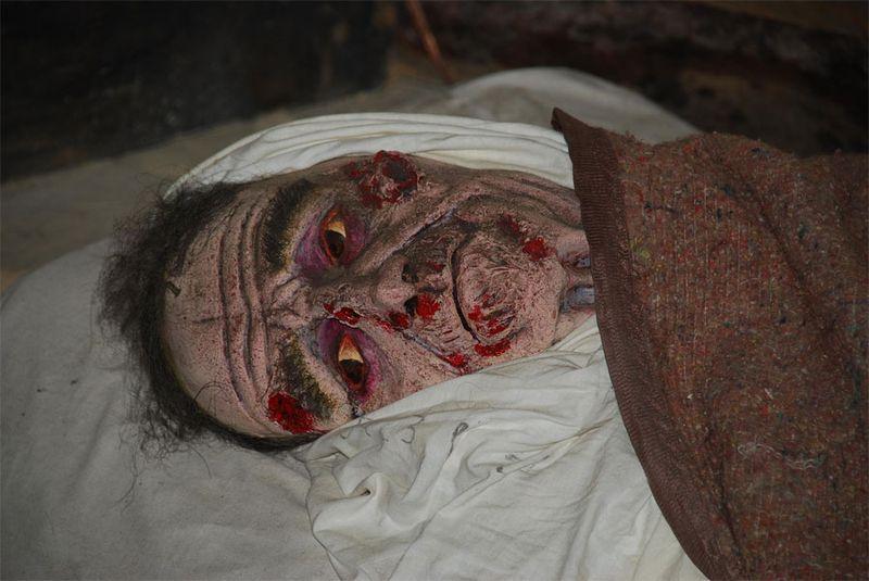 Музей пыток (13 фото)