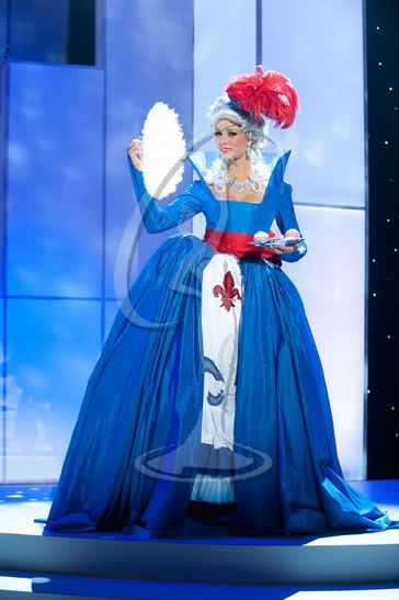 Мисс Вселенная - национальные костюмы (88 фотографий), photo:29