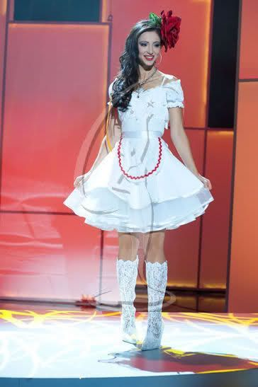 Мисс Вселенная - национальные костюмы (88 фотографий), photo:31