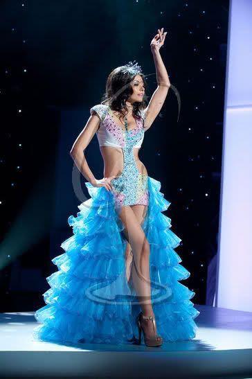 Мисс Вселенная - национальные костюмы (88 фотографий), photo:33