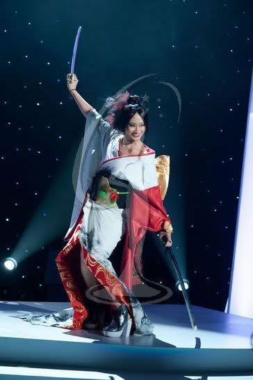 Мисс Вселенная - национальные костюмы (88 фотографий), photo:46