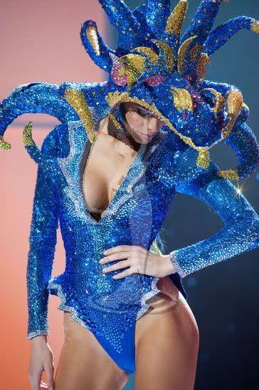 Мисс Вселенная - национальные костюмы (88 фотографий), photo:65