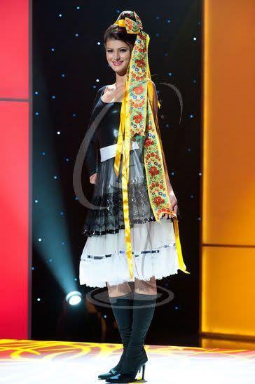 Мисс Вселенная - национальные костюмы (88 фотографий), photo:70